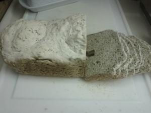 Gluten Free Herb Bread