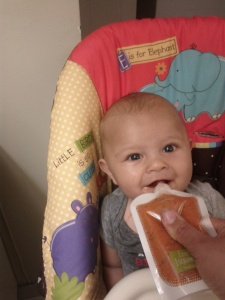 Sweet Potatoes are YUMMY!