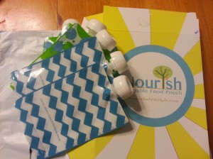 Nourish with Style Pouches