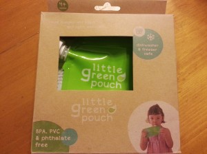 little green pouch