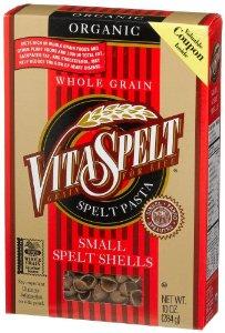 vita spelt shells